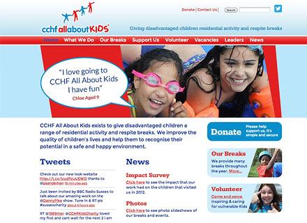 CCHF website