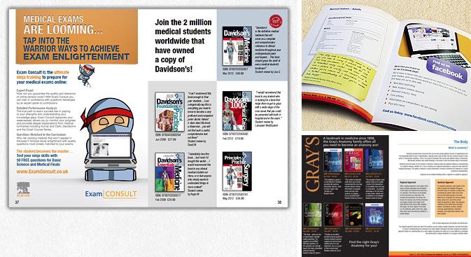 Elsevier Brochure Spread