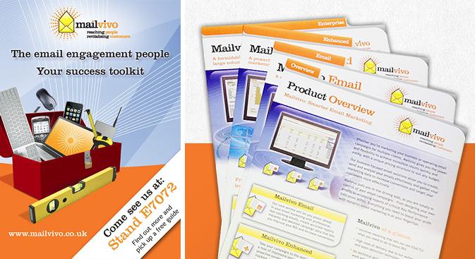 Mailvivo Leaflets