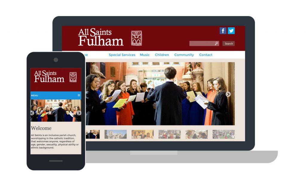 All Saints Fulham