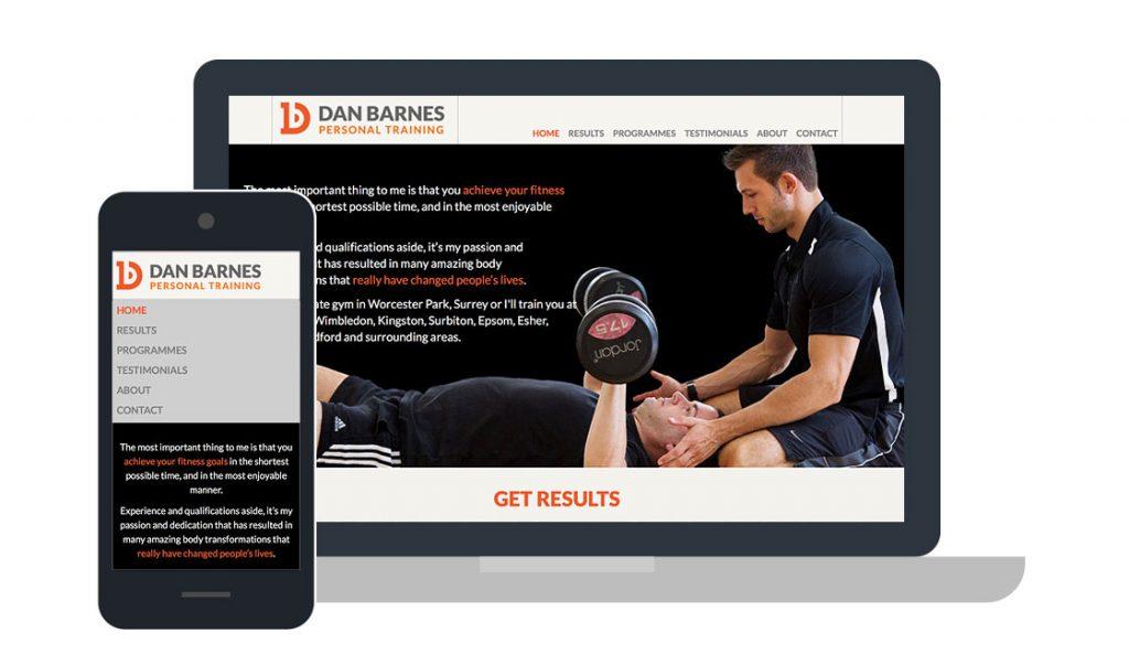 Dan Barnes Personal Training
