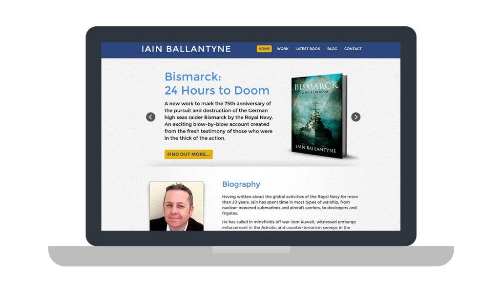 Iain Ballantyne