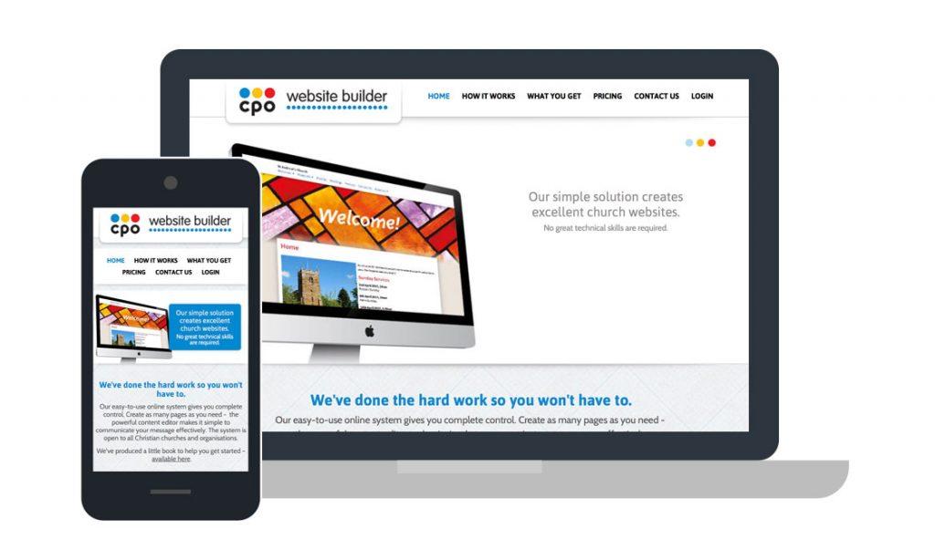 CPO Website Builder
