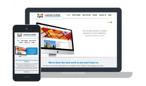 CPO Church website builder