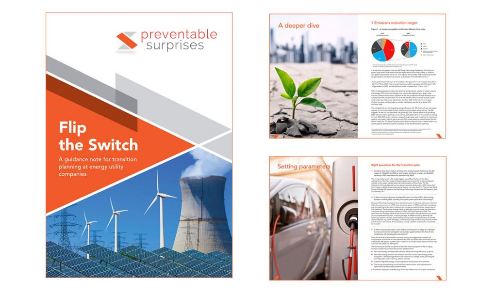 Flip the Switch brochure
