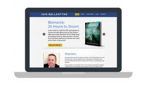 Iain Ballantyne website