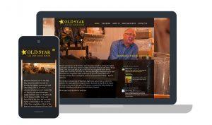 Old Star pub website