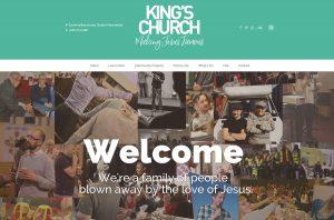Kings Church Manchester website