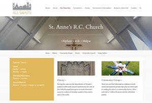 All Saints Church, Newport website