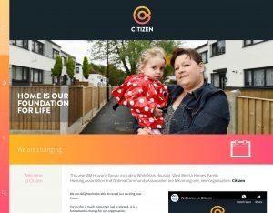 Citizen Website