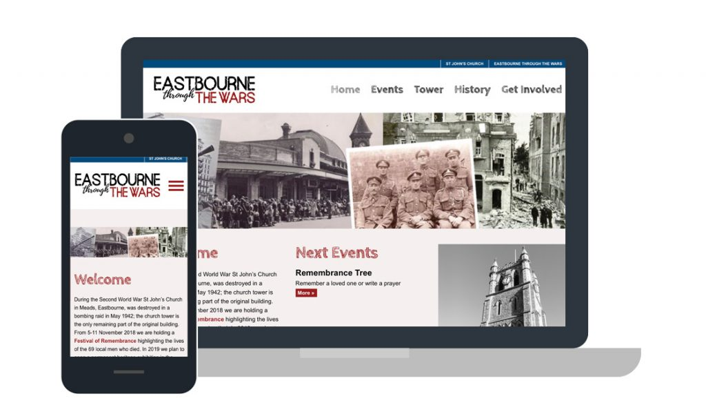 Eastbourne through the wars