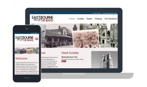 Eastbourne through the Wars web