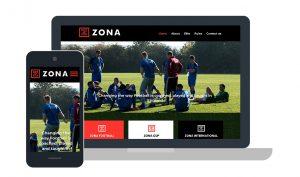 Zone Football website